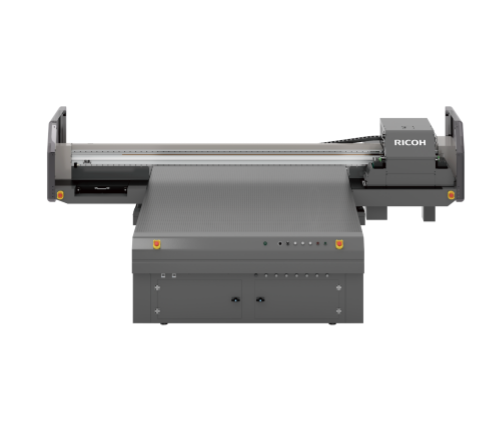 Ricoh enters industrial decoration market with Ricoh Pro™ T7210 large format UV flatbed printer launch
